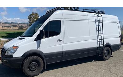 Roadventures Van Diesel Rental